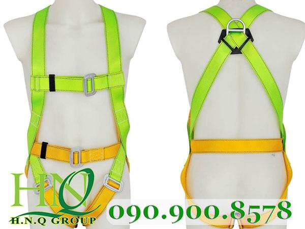 dây đai an toàn 2 móc