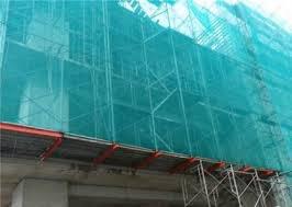 Lưới an toàn công trình xây dựng