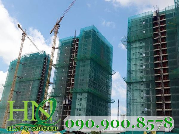 Lưới an toàn công trình - vật tư thiết yếu cho các công trình xây dựng