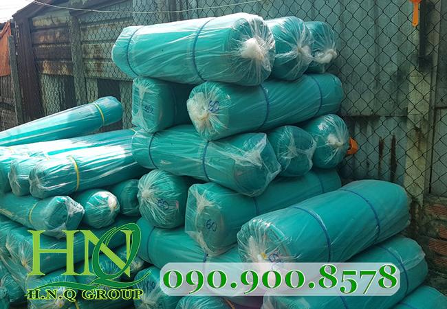 Giá lưới công trình chênh lệch từ 5.000- 7.000 đồng/m2