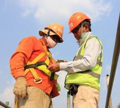 Dây cứu sinh - Dây đai an toàn | Bùa hộ mệnh của người lao động