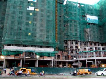 Địa chỉ mua lưới an toàn công trình uy tín nhất