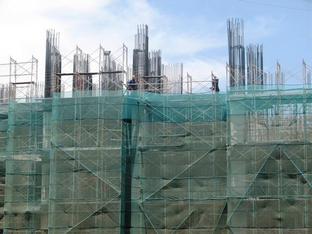 Lưới an toàn công trình – An toàn để sản xuất