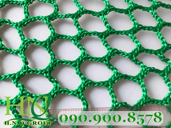 Lưới an toàn Hàn Quốc 2.5cm Green