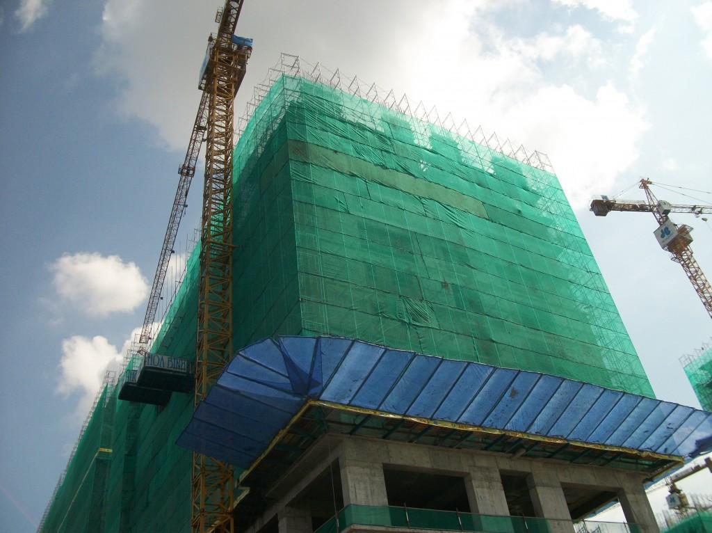 Mua lưới an toàn công trình ở đâu tốt nhất?