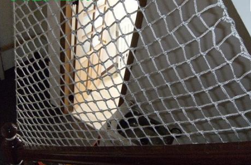 Lưới dây dù với khả năng chịu được mưa nắng tốt như thế nào