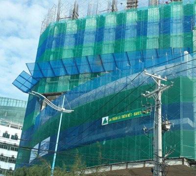 Lưới xây dựng, lưới dây dù, lưới chống rơi giá tốt nhất thị trường Nam Sài Gòn