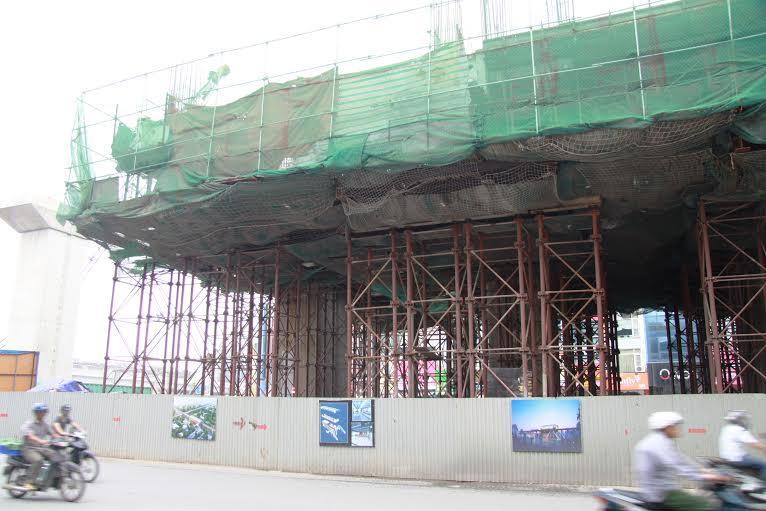 Yên tâm sản xuất với lưới an toàn công trình